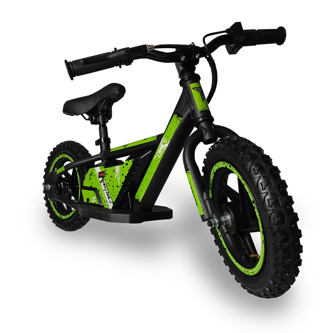 Moto eléctrica de aprendizaje Starty Bike 12e