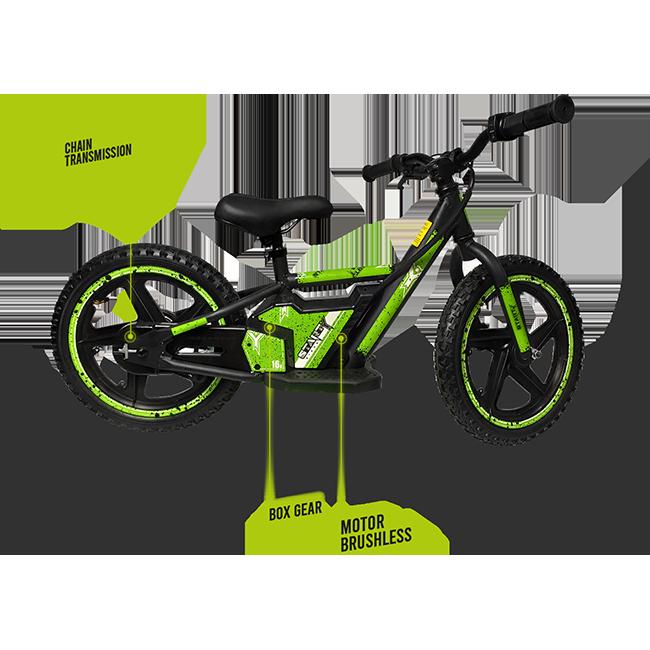 Moto Starty Bike S16