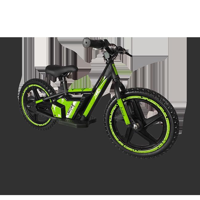 Motocicleta eléctrica Starty Bike 16E