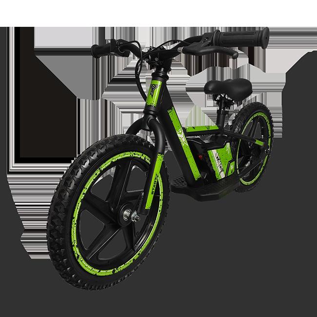Bicicleta eléctrica infantil ST16