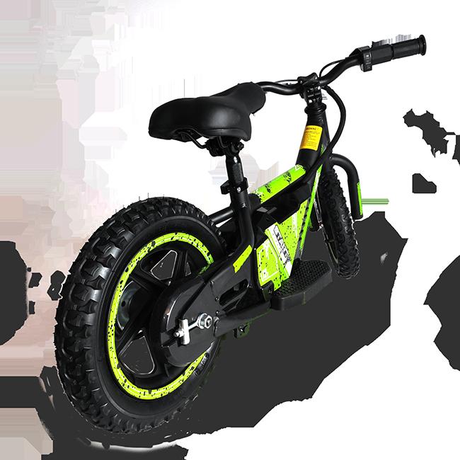 Bicicleta eléctrica para niños de 3 a 5 años