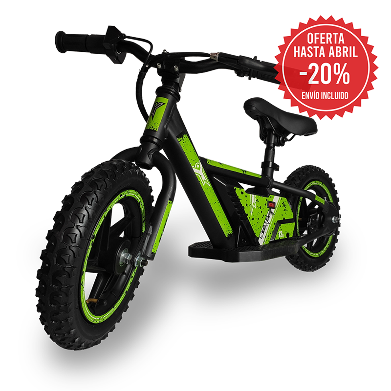 Moto eléctrica Starty Bike 12e