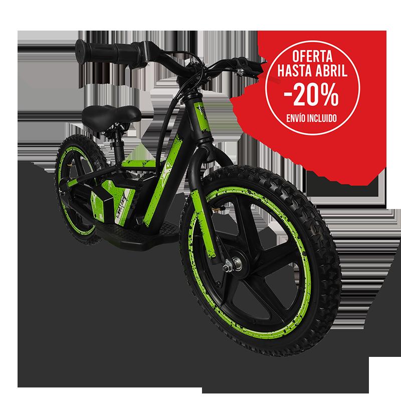 Moto eléctrica Starty Bike 16E